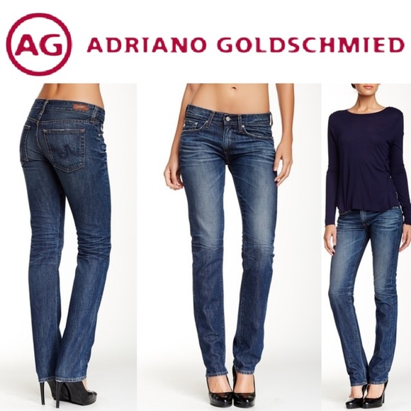 Ag Adriano Goldschmied Denim - AG Piper Slouchy Slim Jean